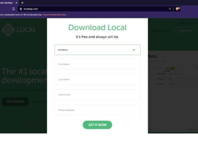 LocalWP Download
